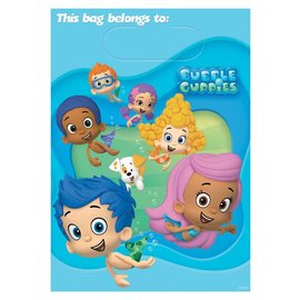 loot bag-Bubble Guppies-8pk