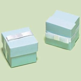 Favor Boxes-Baby Blue-2''x2''x2''-12pk