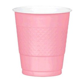 Cups-New Pink-20pkg/12oz-Plastic