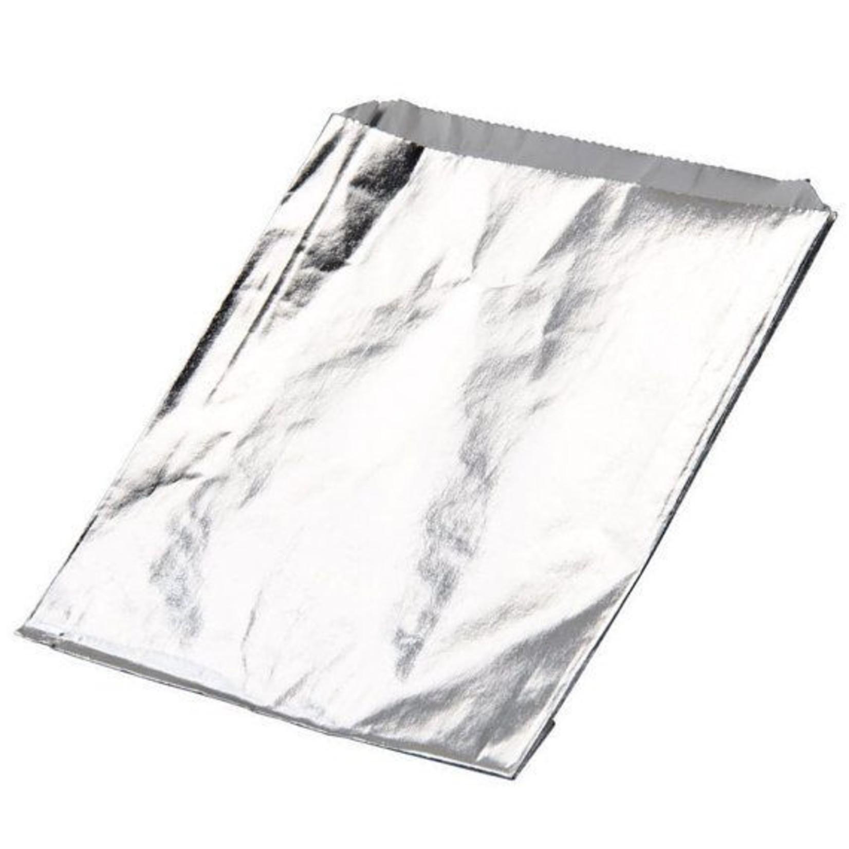 Bags-Foil-Hamburger-5.5''x1.25''x6.75''-50pk