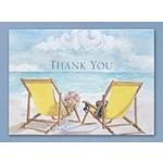 Thank you Cards-Seaside-50pk