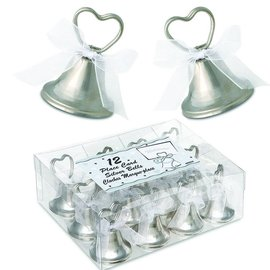 Place Card Holder-Wedding Bells