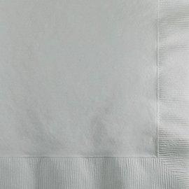 Napkins-BEV-Shimmering Silver-50pkg-2ply