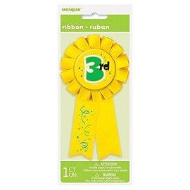 Award Ribbon-3rd Place