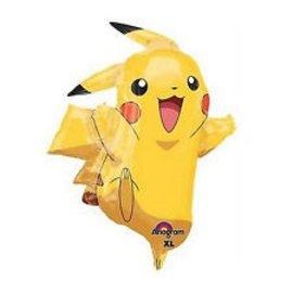 "Foil Balloon - Pikachu - 24.5"" X 31"""