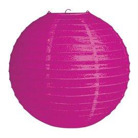 """Lantern-Paper-Rasberry Pink-1pkg-12"""""""