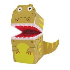 Finger Puppets-Dinosaur-4pkg
