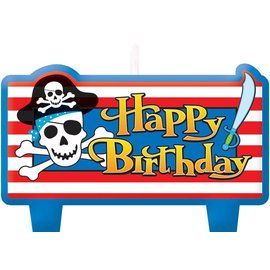 Candles-Pirate-4pk/3.5''