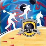 Napkins-BEV-Bowling Fanatic-16pkg-3ply