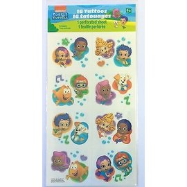 Stickers-Bubble Guppies-16pk