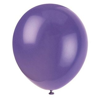 Balloons-Latex-Amethyst Purple-12''-72pk