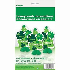 Centerpiece-St. Pat. Day-8''