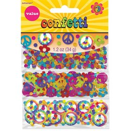 Confetti- 60th Groovy-1.2oz