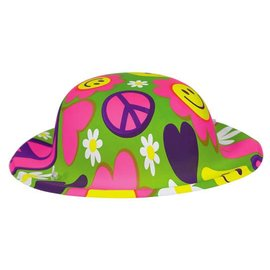 Mini Hats- Smileys-Plastic