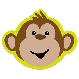 Invitations-Monkeyin Around-8pkg
