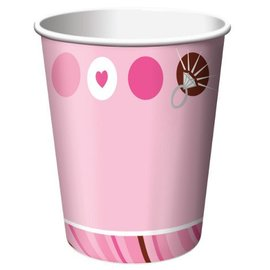 Paper Cups-Bride To Be-8pkg-9oz (Discontinued)