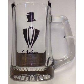 Beer Mug-Usher-4.5'' x 6''