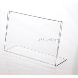 Photo Frame-Clear-Plastic-10'' x 8''