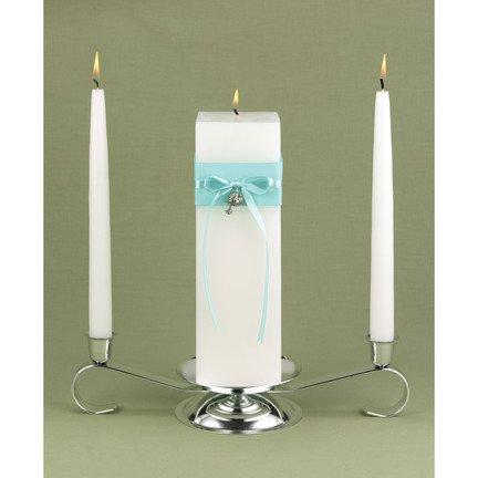 Wedding Candle-Palm Tree-10''