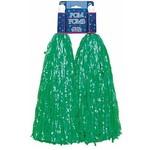 Pom Poms-green-2pk/16''
