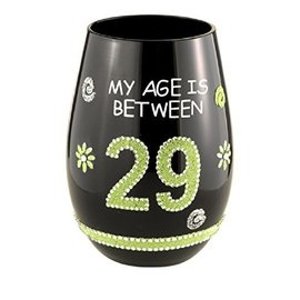 Glass-Wine-My Age is 29-Steamless