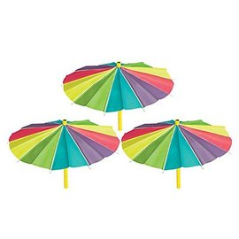Decoration-Paper Umbrella-3pk/15''