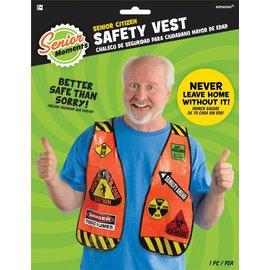 Safety Vest-Senior Citizen-11'' x 8.5''