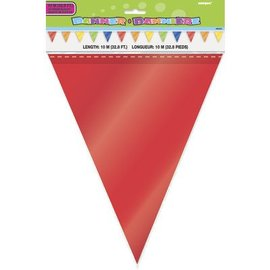 Flag Banner-Rainbow Colors-32.8Ft-Plastic