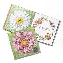 Book-Flower Girl-6.25''