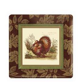 Plates-BEV-Thanksgiving Sophistication-8pk-Paper