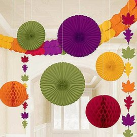 Danglers-Fall Decorating Kit-Tissue Paper-9pk