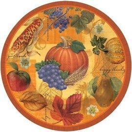 Plate-BEV-Thanksgiving Scrapbook-8pk-Paper