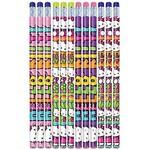 Pencils- Hello Kitty-Rainbow-12pkg