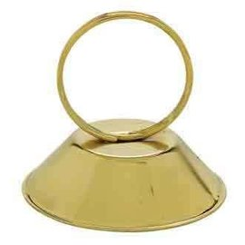 Placecard Holder-Gold-Stainless Steel