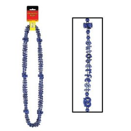 Bead Necklace-Oktoberfest-2pkg-36""