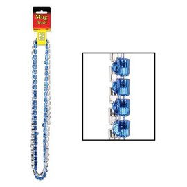 Oktoberfest Mugs Bead Necklace