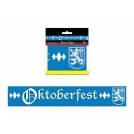 Party Tape-Oktoberfest-1pkg-20ft
