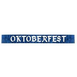 Fringe Banner-Metallic-Oktoberfest-1pkg-7.6ft