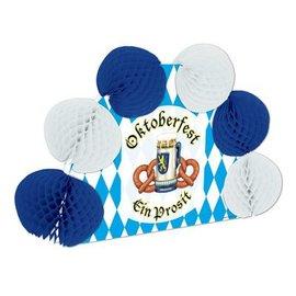 "Centerpiece-Honeycomb-Oktoberfest-1pkg-10"""