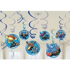 Danglers-Skylanders-Value/12pk-Foil  (Discontinued)