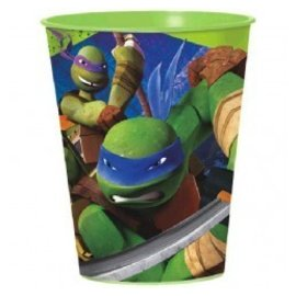 Cups-Ninja Turtles-Plastic-16oz- Discontinued