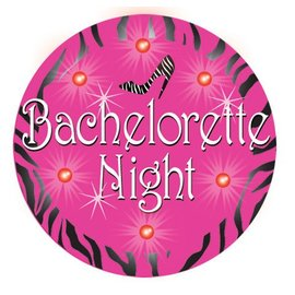 Flashing Button-Bachelorette Night-1pkg