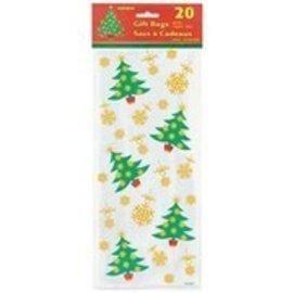 Christmas-Gift Bags 20pk