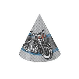 Hats-Cone-Cycle Shop-8pkg-Paper