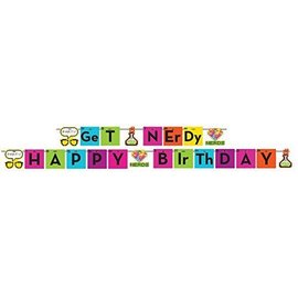 Banner- Get Nerdy-6.25ftx5.5in