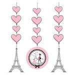 """Hanging Cutouts-Party in Paris-3pkg-36"""""""