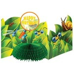 "Centerpiece-Honeycomb-Bug-Eyed-1pkg-27.5"""