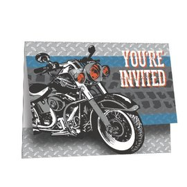 Invitations-Cycle Shop-8pkg