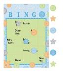 Bingo Game-Cute as a Button Boy-1pkg