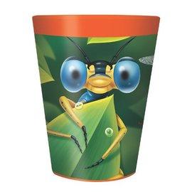 Plastic Cup-Bug-Eyed-1pkg-16oz - Final Sale